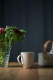 Tea Drink Kitchen Background Stock Photos