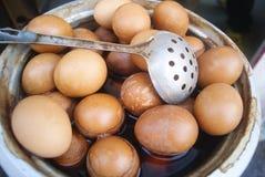 Tea egg Stock Image