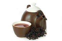 Tea elder Stock Image