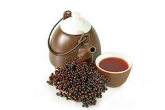 Tea elder Royalty Free Stock Photos