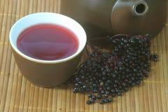 Tea elder Stock Photos