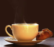 Tea in the evening Royalty Free Stock Photo