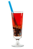tea för bubblaclippingbana Royaltyfri Bild