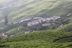 Tea factory Royalty Free Stock Photo