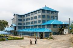 Tea factory, Nuwara Eliya, Sri Lanka. Stock Photography