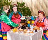 Tea festival Royalty Free Stock Photo