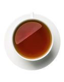 Tea Filled Cup Royalty Free Stock Photos