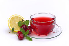 Tea Fruit 02 Stock Images