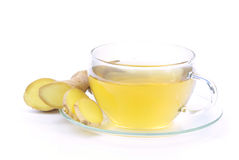 Tea ginger Stock Photos