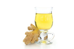 Tea ginger Stock Images