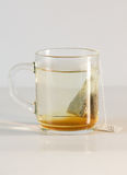 Tea glass Stock Images