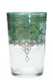 Tea glass Stock Photo