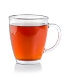 Tea in glass cup (Path)(0) stock photos