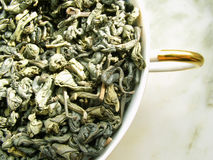 Tea - green Stock Photography