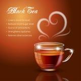 Tea health benefits Royalty Free Stock Photos