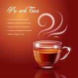 Tea health benefits Stock Photography