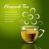Tea health benefits Royalty Free Stock Image