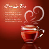 Tea health benefits Stock Photo