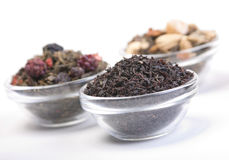 Tea herb Stock Images