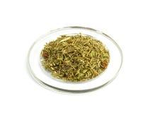 Tea on herbs Royalty Free Stock Photo
