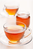 Tea with honey Royalty Free Stock Photo