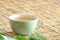 Tea with honey Royalty Free Stock Photography