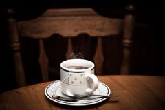 Tea, Hot, Cup, Drink, Cup Of Tea Stock Photography