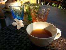 Tea. Hot tea for good health stock images