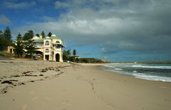 Tea House Cottesloe WA Royalty Free Stock Image
