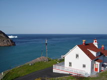 Tea house at Fort Amherst Royalty Free Stock Photography