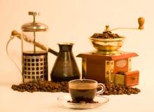 Tea-house i kawy ceremonia Zdjęcie Stock