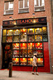 The tea house Royalty Free Stock Images