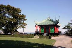Tea house in Newport, Rhode Island Stock Photography