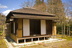 Tea house, Sendai, Japan Stock Image