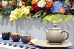 Tea House Royalty Free Stock Photography