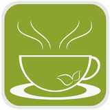 Tea illustration Royalty Free Stock Images