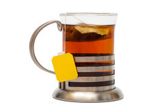 Tea In A Glass Stock Photography