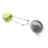 Tea infuser isolated on white background Stock Photography
