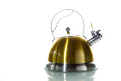 Tea kettle Royalty Free Stock Photos