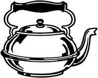Tea Kettle Stock Photo