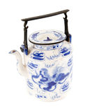 Tea Kettle chinaware Stock Photography