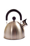 Tea Kettle on White Royalty Free Stock Photos