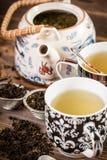 Tea kuper Royaltyfria Foton
