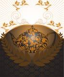 Tea-label Royalty Free Stock Image
