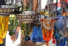 Tea Lamps Royalty Free Stock Photos