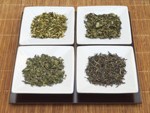 Various Tea Stock Photo
