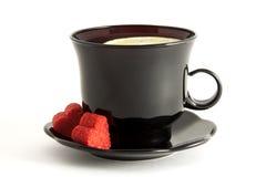 Tea with lemon. Royalty Free Stock Photo