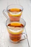 Tea Lemon Stock Photos