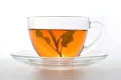 Tea with lemon Stock Images