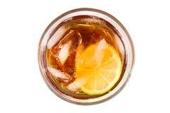 Tea with lemon. Stock Photography